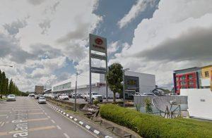 Toyota Kuching3