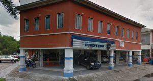 Proton BRP