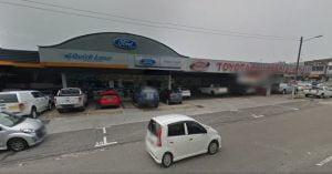 Ford jalan Ros